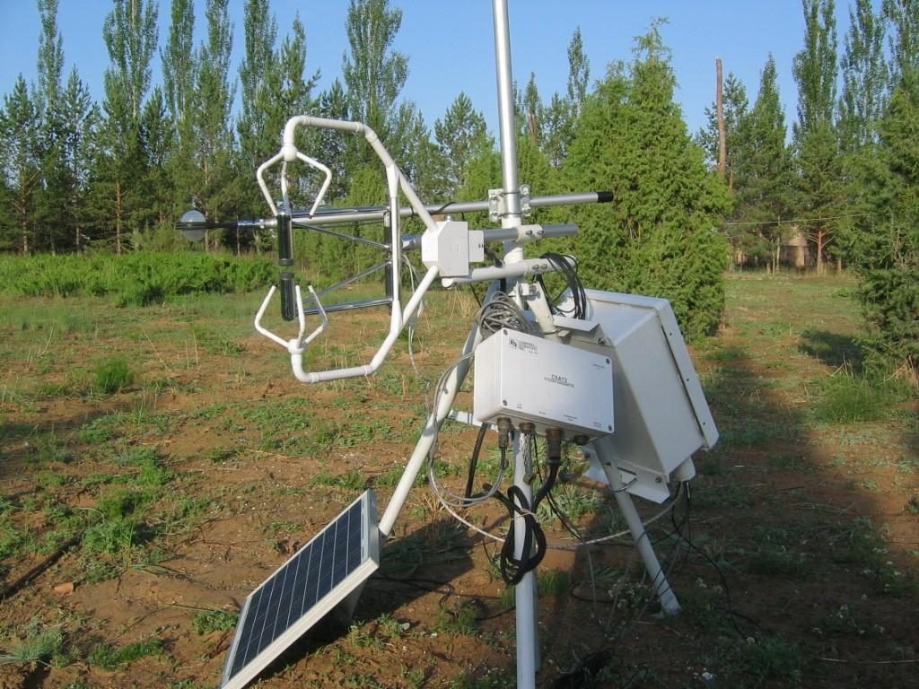 農業生態系統監測